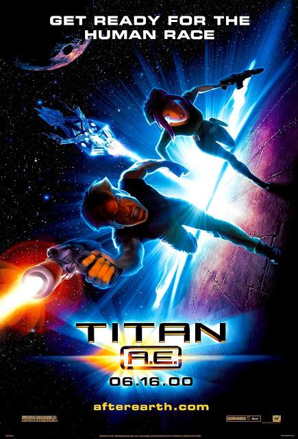 Titan A.E. recensione don bluth 2000
