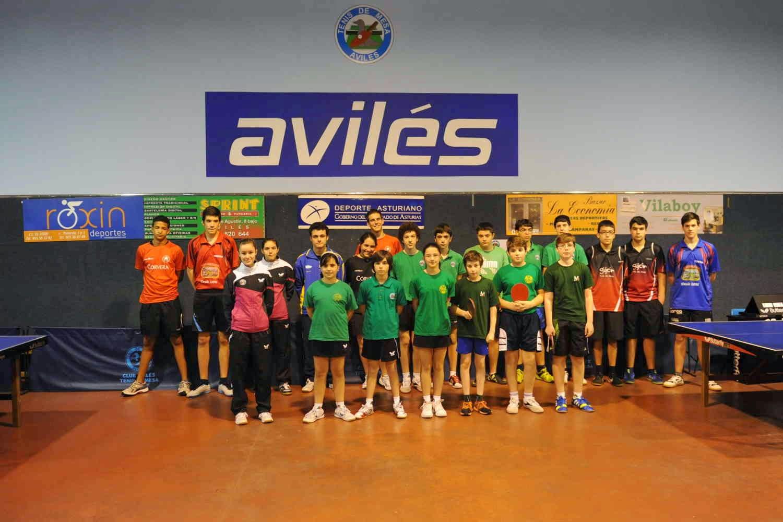 III Torneo Clasificatorio juvenil 2014
