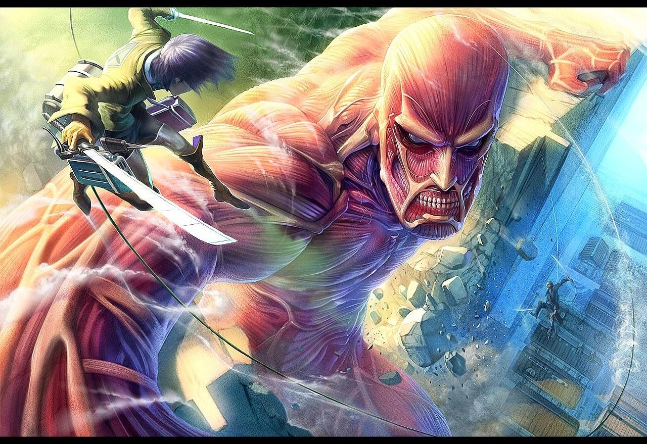 L'Attaque des Titans Saison 01 Episode 02 VF