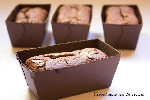 Brownie con nueces