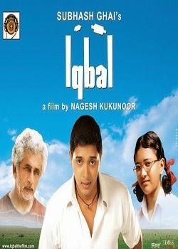 Iqbal 2005 Hindi DVDRip 480p 350mb ESub