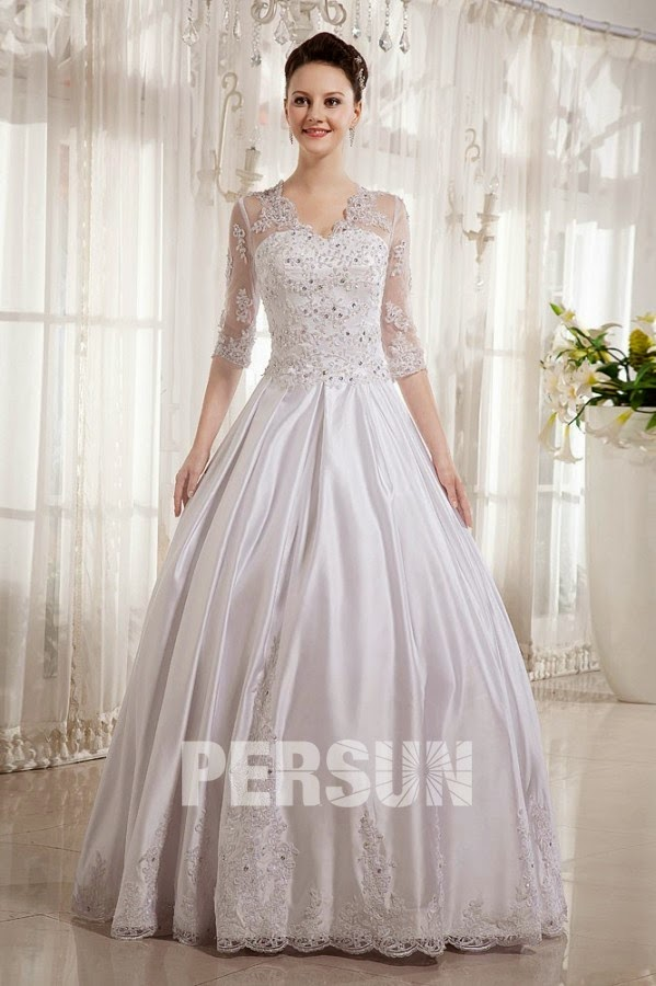 lovefeiyang: Vintage Wedding dresses: Classic and traditional feast