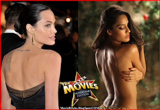 esha gupta, hollywood actress angelina jolie lookalikes, lara dutta, lisa hayden