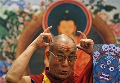 Interesting Research; The Shadow of Dalai Lama: