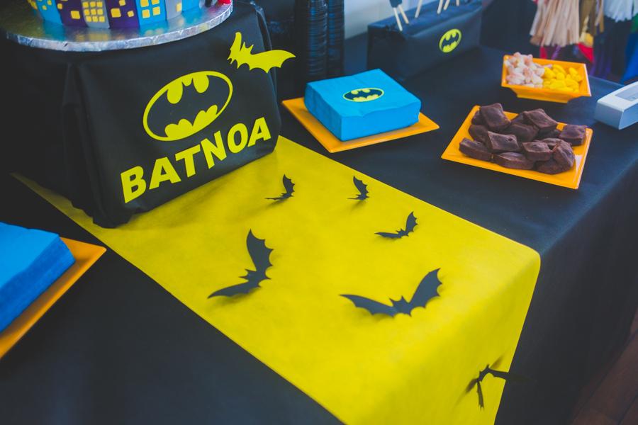 Décoration thème Batman