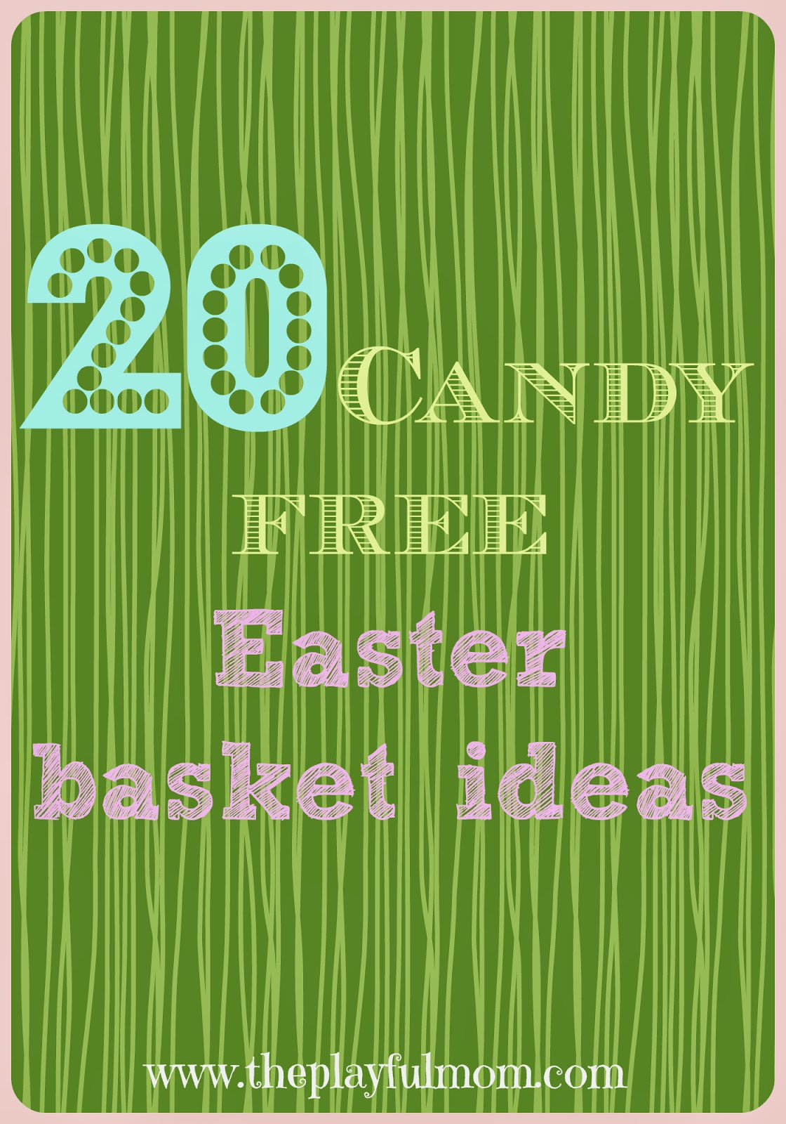 Candy free easter basket ideas the true story of easter is a book we read every single year so starting that tradition is always something i suggest the first easter is a great one negle Gallery