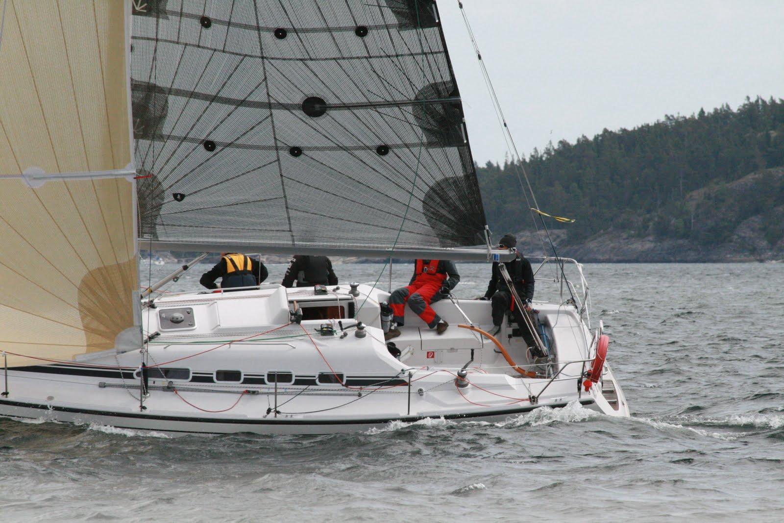 Dehler 29 Josefin Gullviverallyt 2011 Race Report