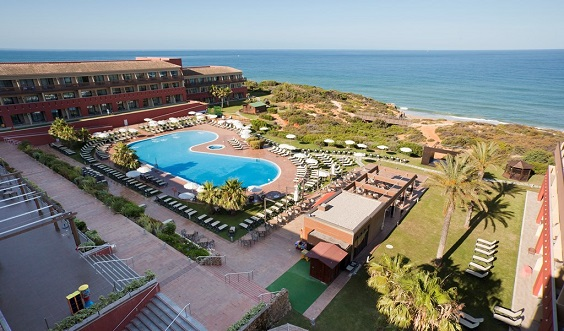 hoteles de playa en andalucia: