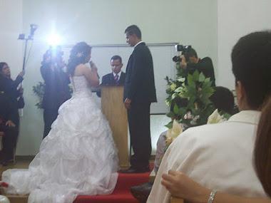 Celebrando Casamento