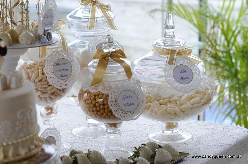 Little Big Company The Blog Vintage And Elegant Baby Shower By Candy Queen