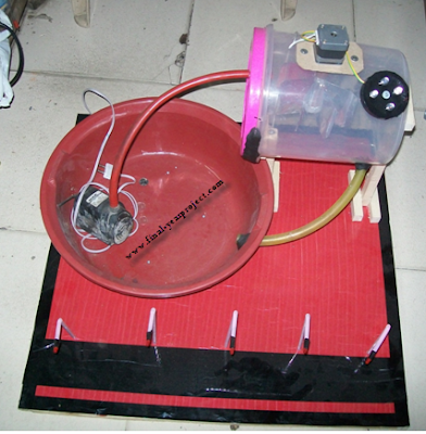 Water Turbine Prototype