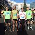 Media Maratón de Benidorm. Circuito perfecto para correr descalzo.