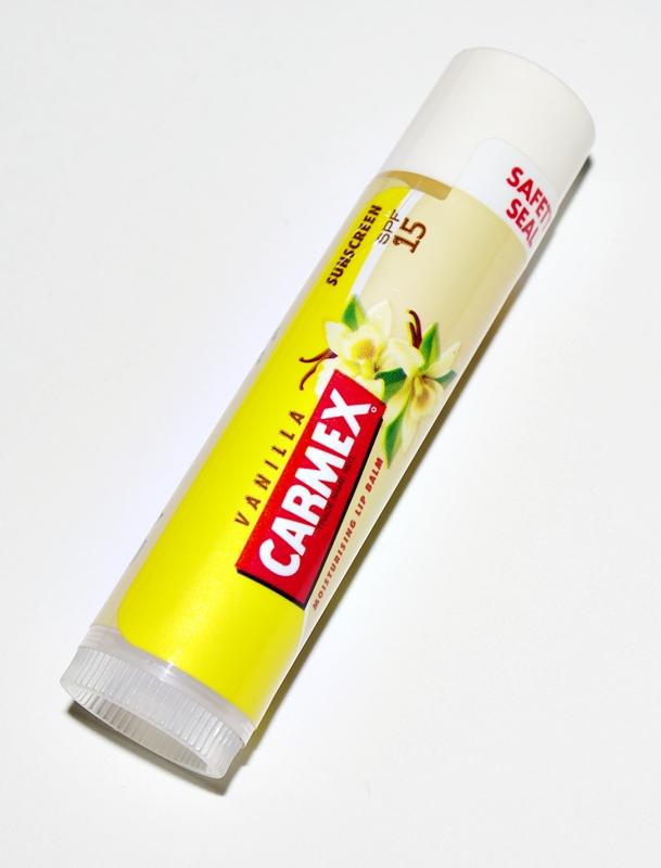 Niezastąpiony Carmex w sztyfcie - Vanilla
