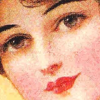 vintage beauty clip art