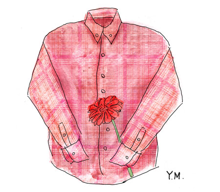 Shirt by Yukié Matsushita