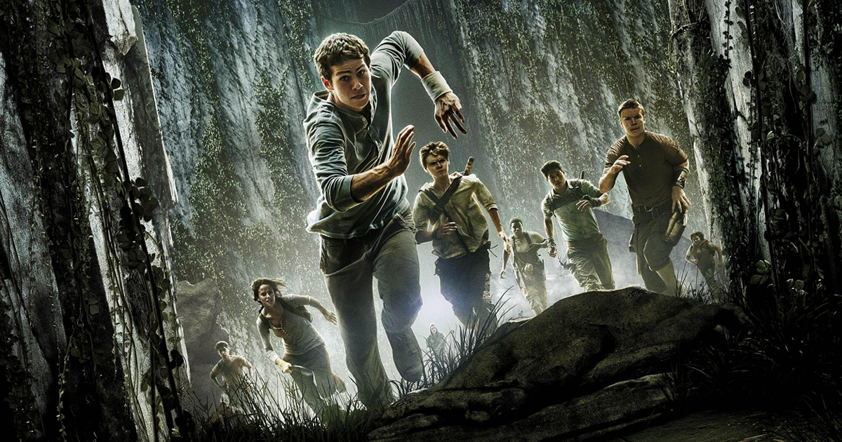 The Maze Runner, action-adventure film.