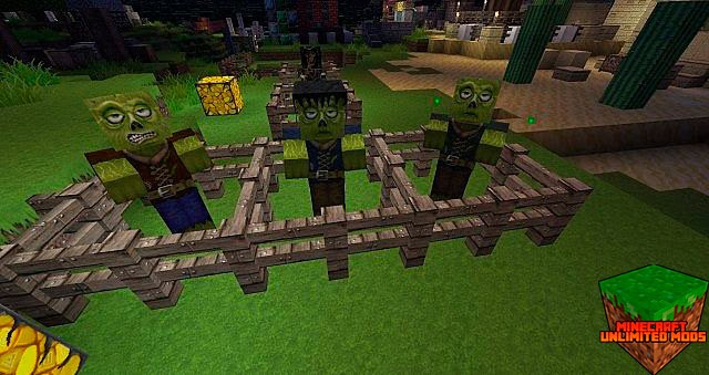 Chroma Hills RPG Texture Pack zombies
