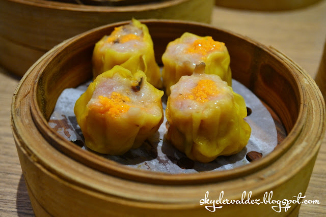 Siew Mai - Crystal Jade Shanghai Delight Weekday Dimsum Buffet