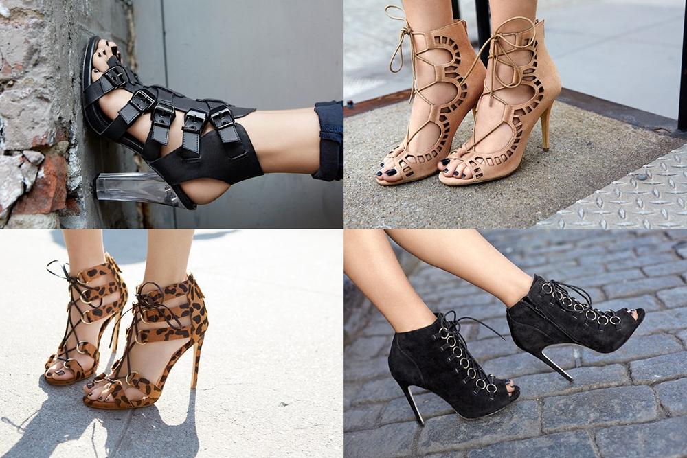 The Blonde Salad x Steve Madden Shoe Collection