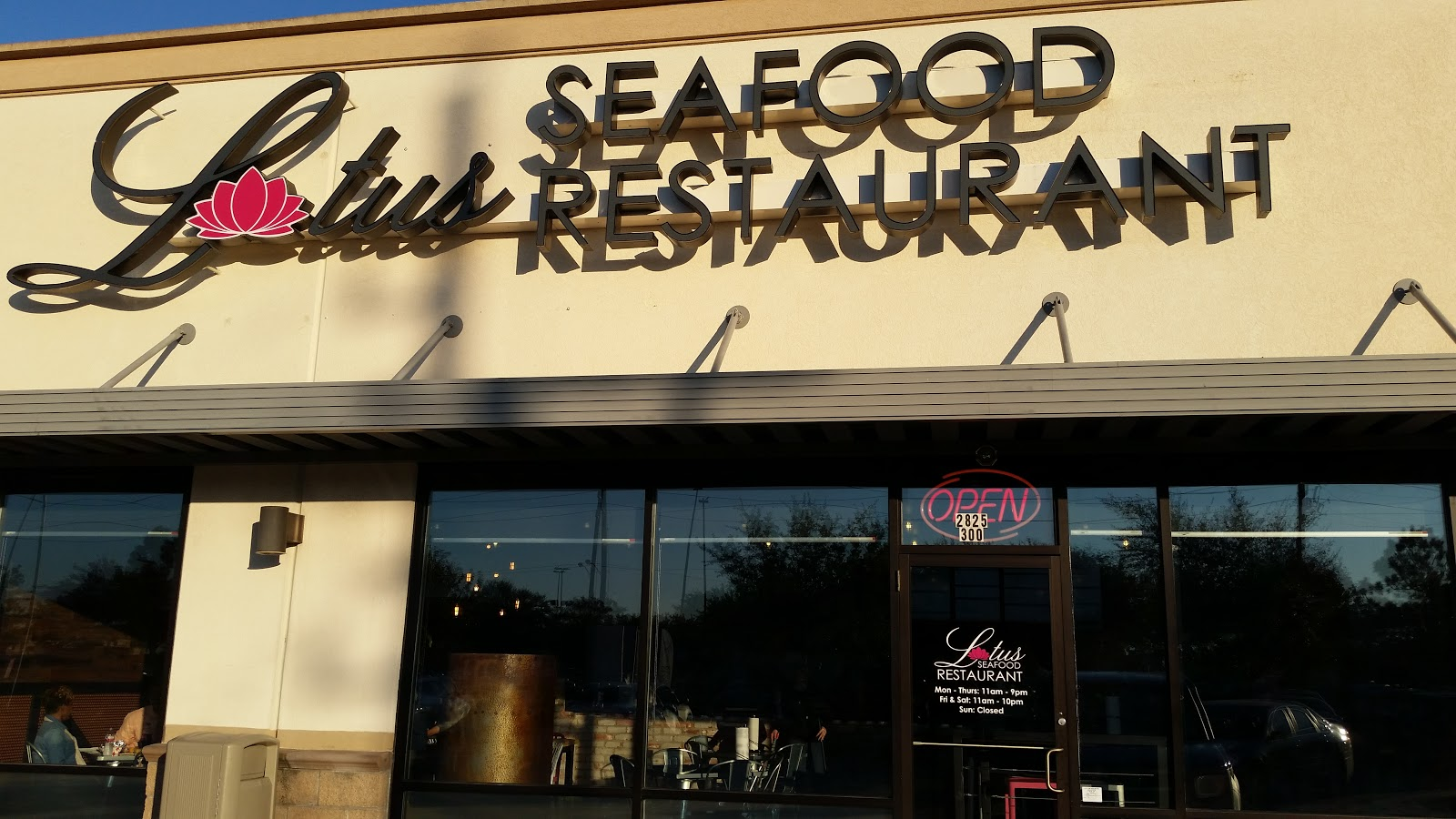 Review lotus seafood restaurant on for Fish market richmond va