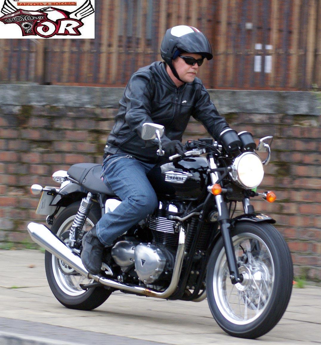 Triumph Thruxton A