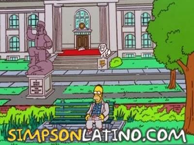 Los Simpson 13x17