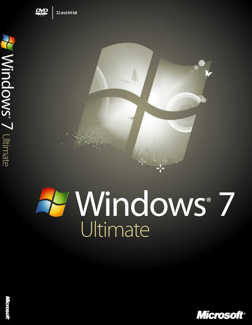 capa Windows 7 Ultimate Versão x86 & x64 [PT PT/SP1]