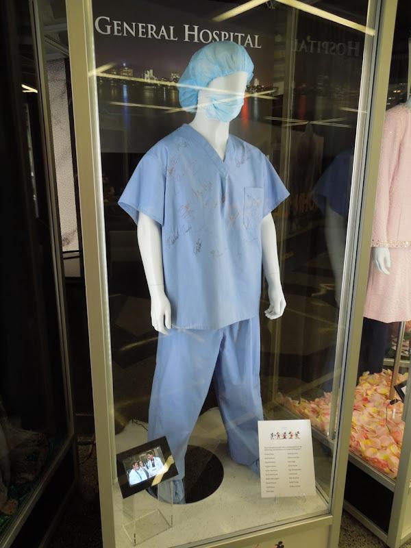 General Hospital scrubs