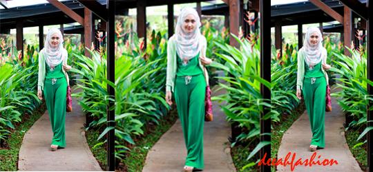 Petunia Style Gaya Jilbab Populer 2014