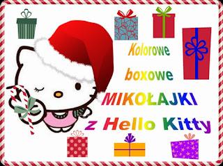 Mikołajki z Hello Kitty