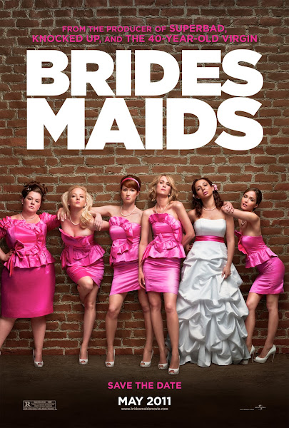 Bridesmaids 2011 In Hindi hollywood hindi dubbed movie Buy, Download trailer Hollywoodhindimovie.blogspot.com