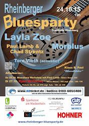 Rheinberger Bluesparty 2015
