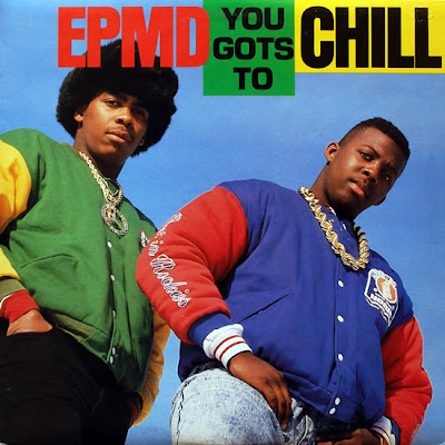 EPMD – You Gots To Chill (VLS) (1988) (192 kbps)