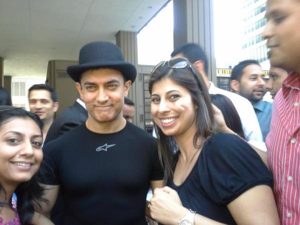 aamir khan in dhoom 3Aamir Khan In Dhoom 3 Sets