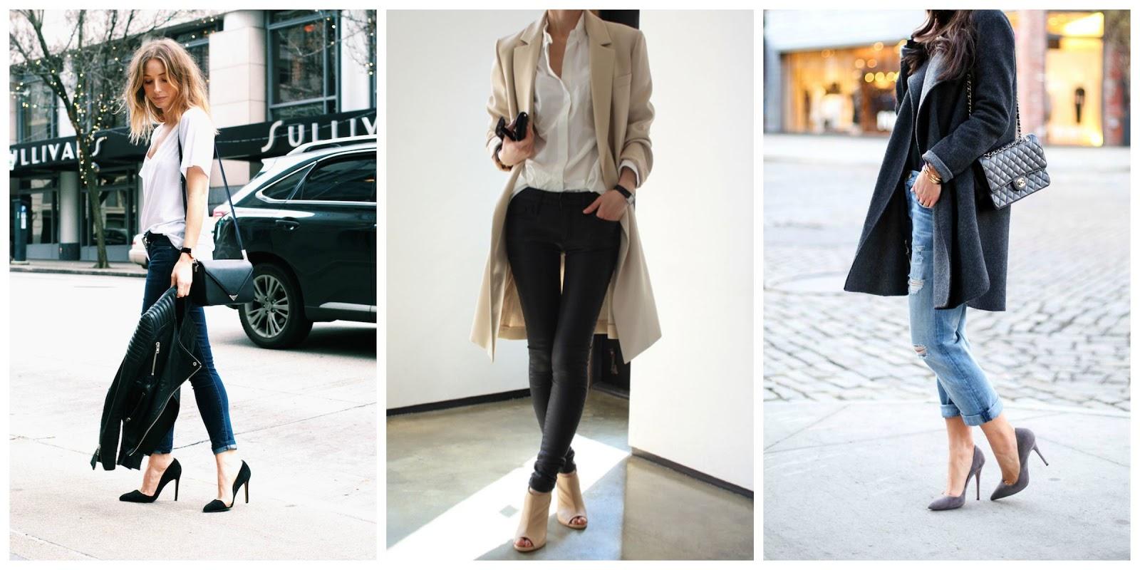 Fall heels