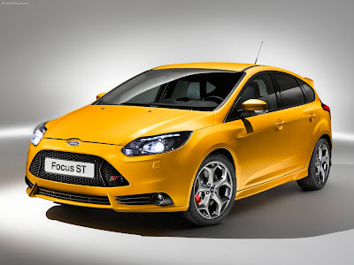 Ford Focuswallpapers on Ford Focus St 2013 1600x1200 Wallpaper 03 Jpg
