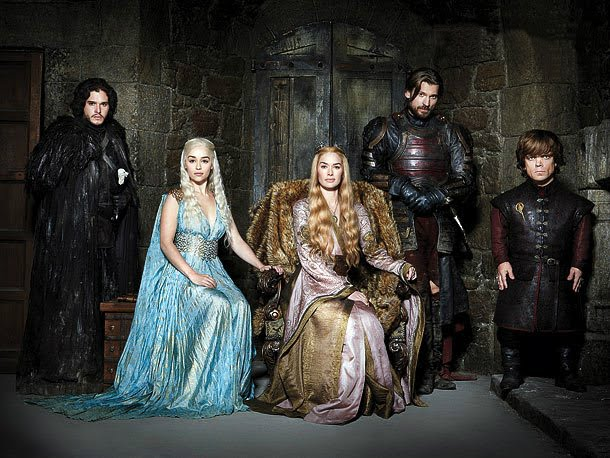 GameOfThrones%2528EW%2527sCast%2529fx Catching Up With A Game of Thrones