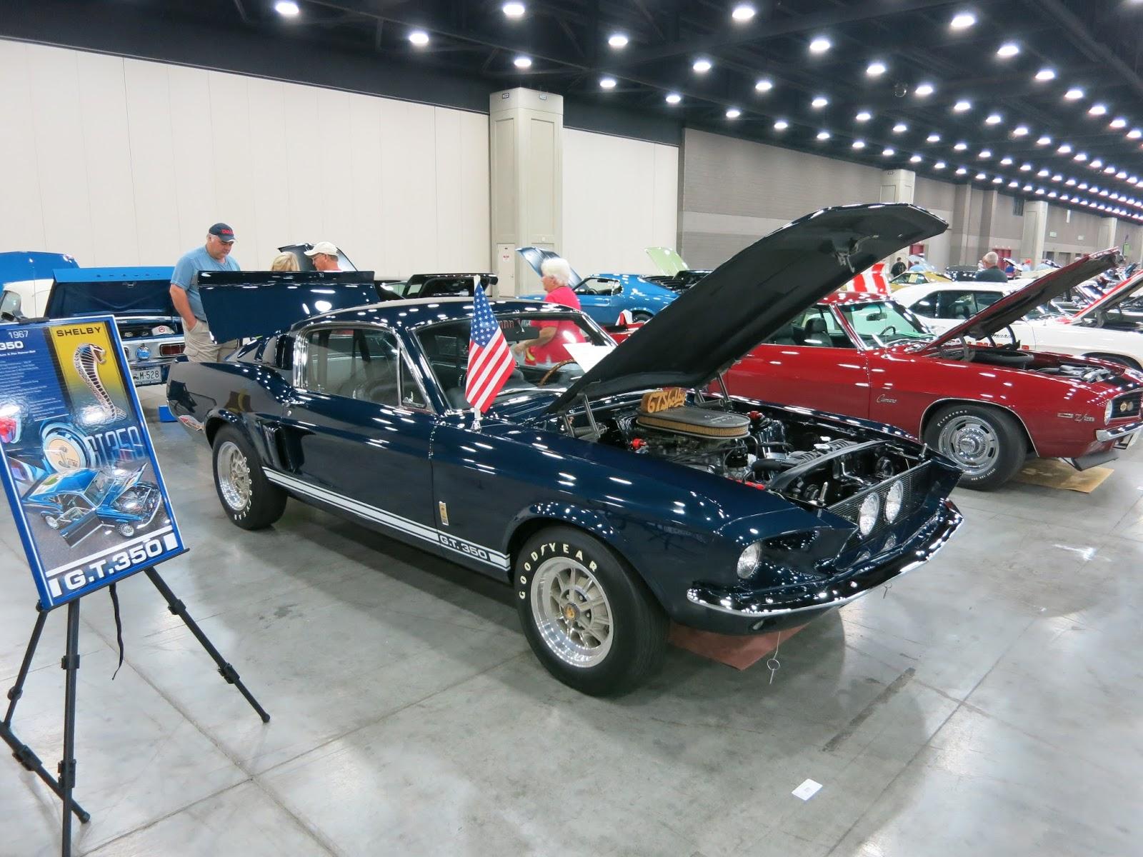 Virginia Classic Mustang Blog AACA Southeastern Meet - Car show louisville ky