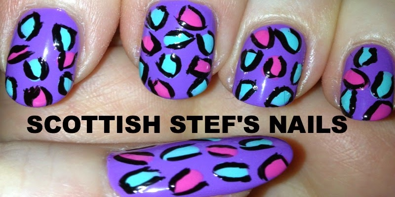 Scottish Stef's Nails