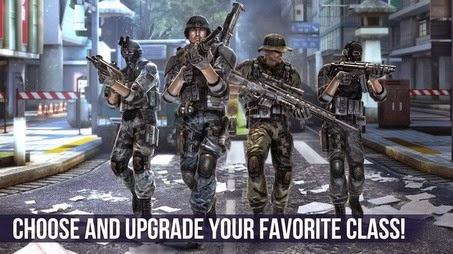 Modern Combat 5 Blackout Android Full APK Data free download