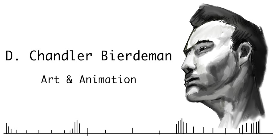 D. Chandler Bierdeman Art & Animation