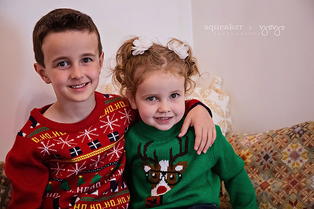 Santa Experience Portraits georgetown