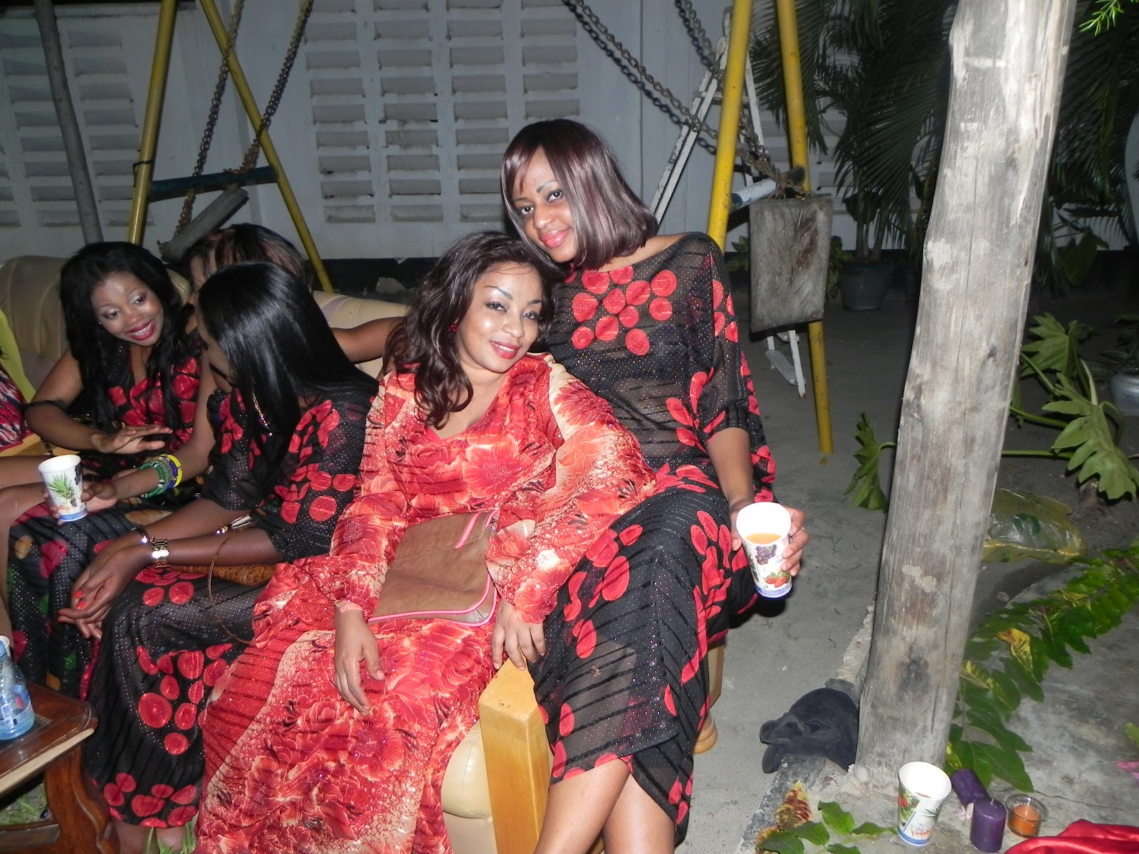 Amina Design and Ms Jacqline Mzindakaya