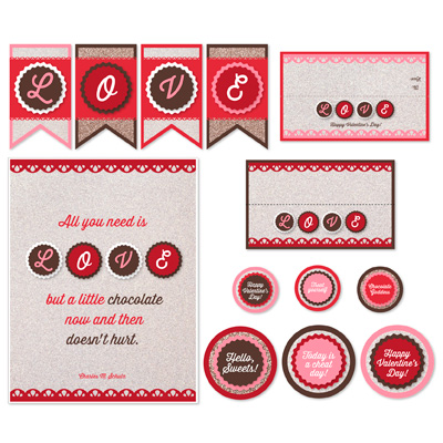 Stampin' Up! Valentine Love Ensemble Digital Download