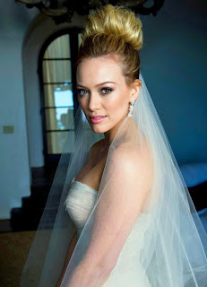 Long Bridal Hairstyles 2012