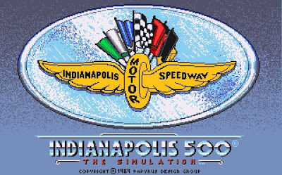 Indy 500 game