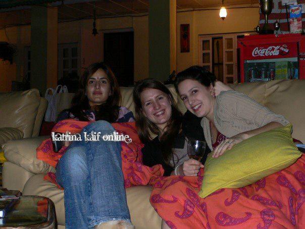 Katrina Kaif seven Sister, Katrina Kaif family,7 Sisters ...