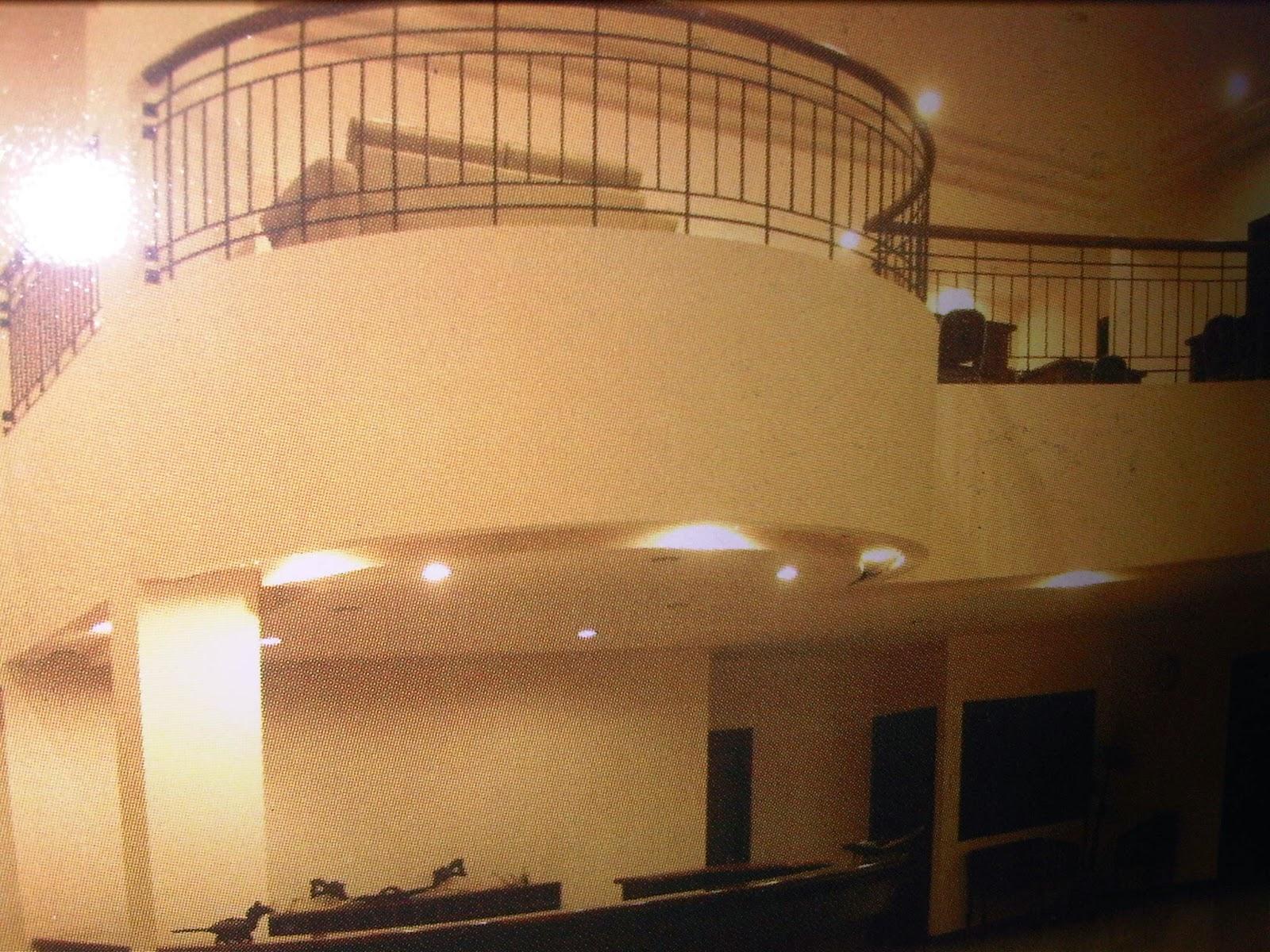 Hotel Laut Biru-lobi