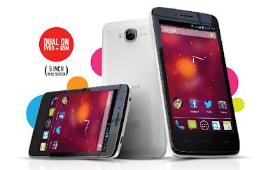 Spesifikasi Harga Smartfren Alcatel One Touch