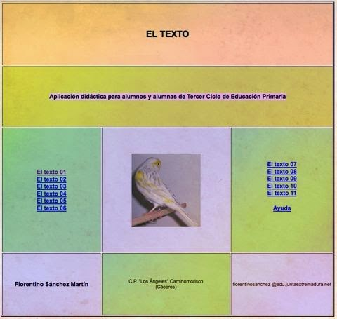http://cplosangeles.juntaextremadura.net/web/lengua6/texto/indice.htm